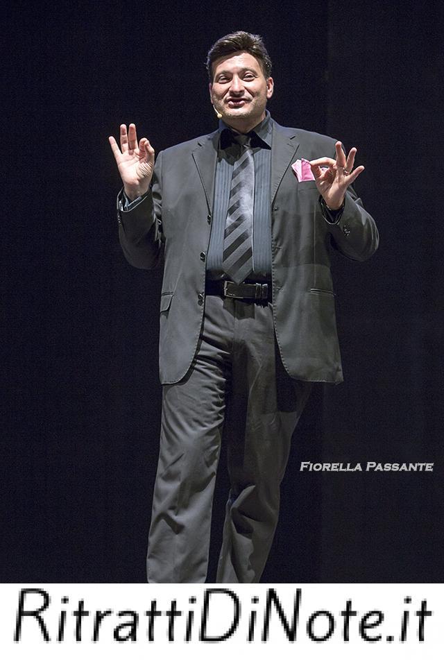 Diego Sanchez @Ridere 2014 Ph Fiorella Passante