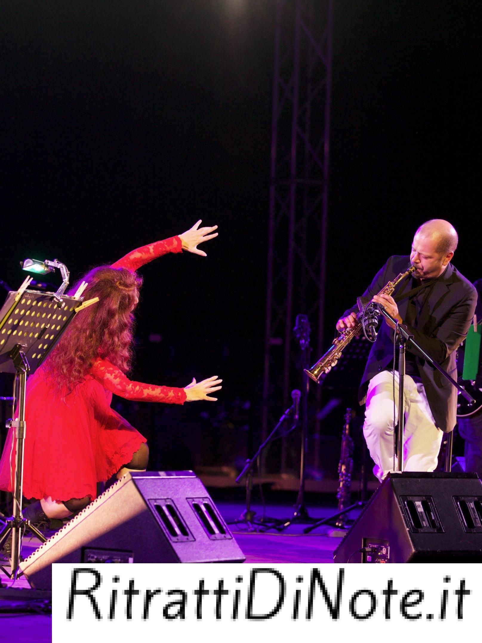 Teresa De Sio @ Ravello Festival Ph Anna Vilardi