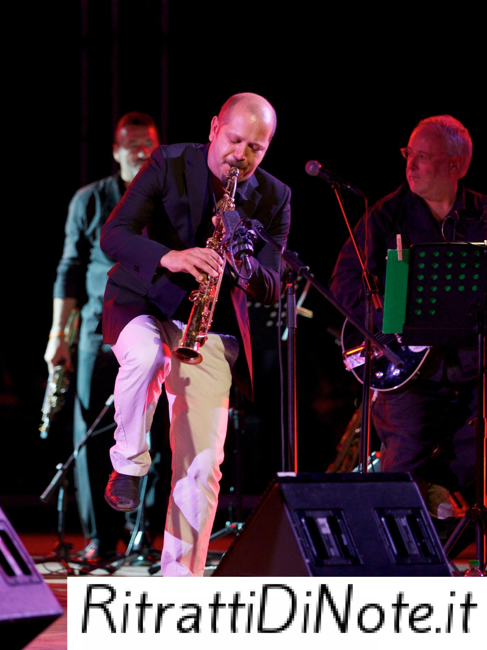 Stefano Di Battista @ Ravello Festival Ph Anna Vilardi
