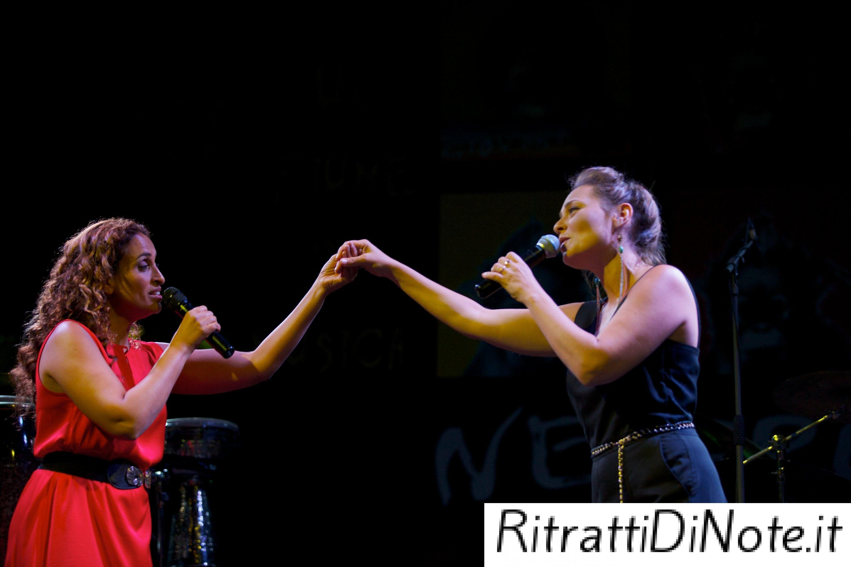 Noa & Mira Awad @Negro Festival Ph Anna Vilardi