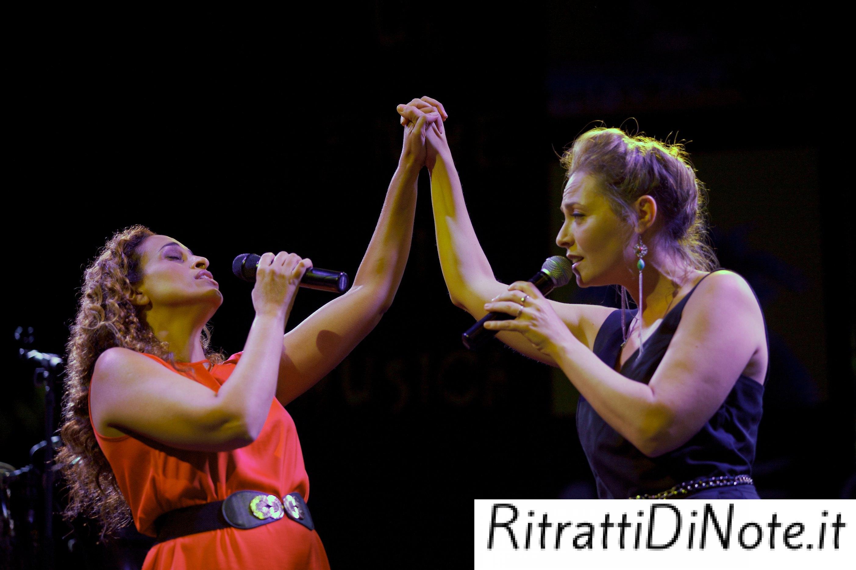 Noa & Mira Awad @ Negro Festival Ph Anna Vilardi