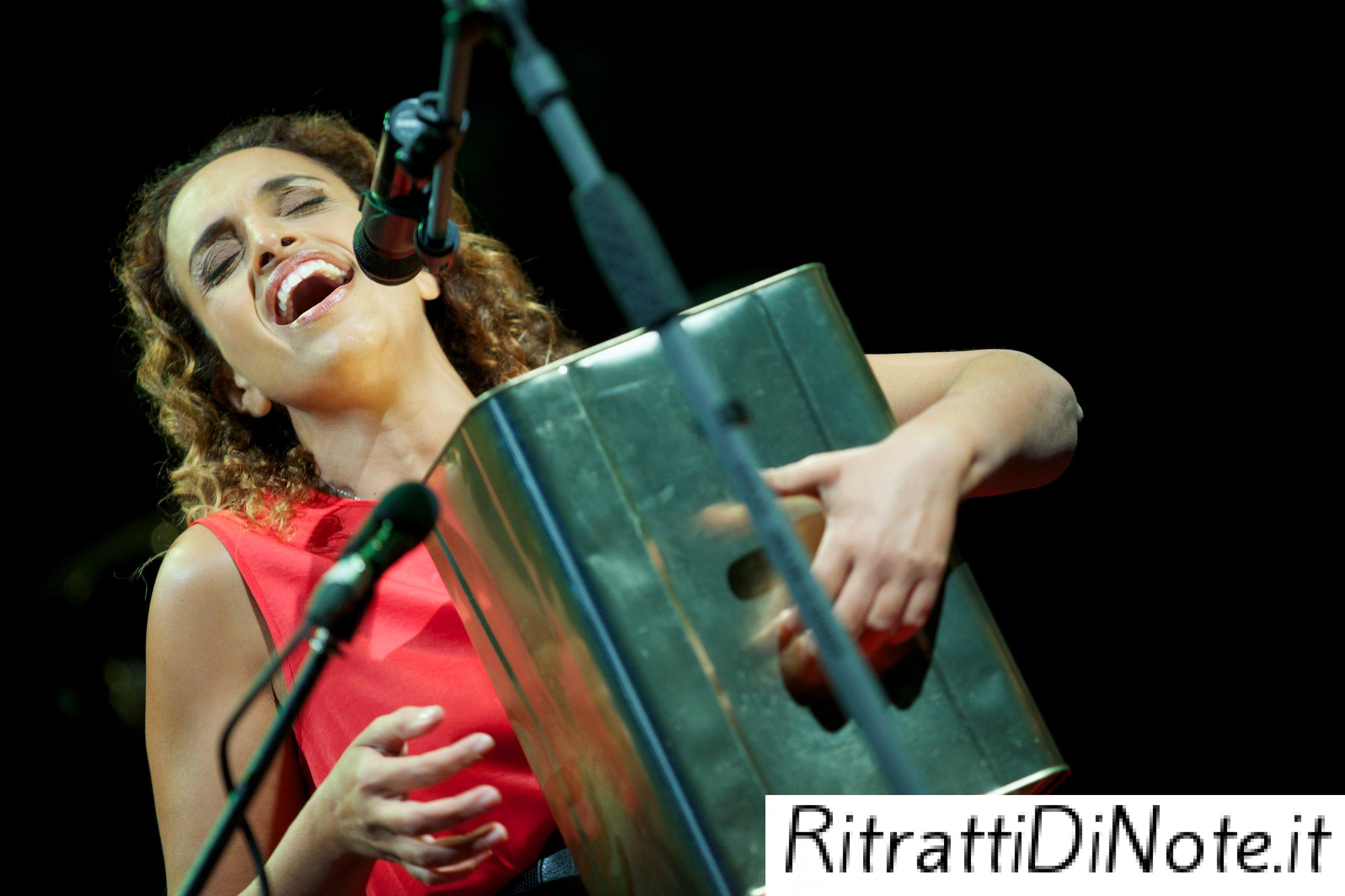 Noa @ Negro Festival Ph Anna Vilardi