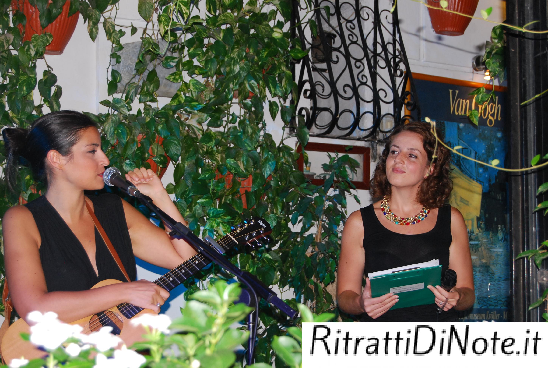 Ghita Casadei @Caffè Letterario Intra Moenia Ph Errico Sarmientos