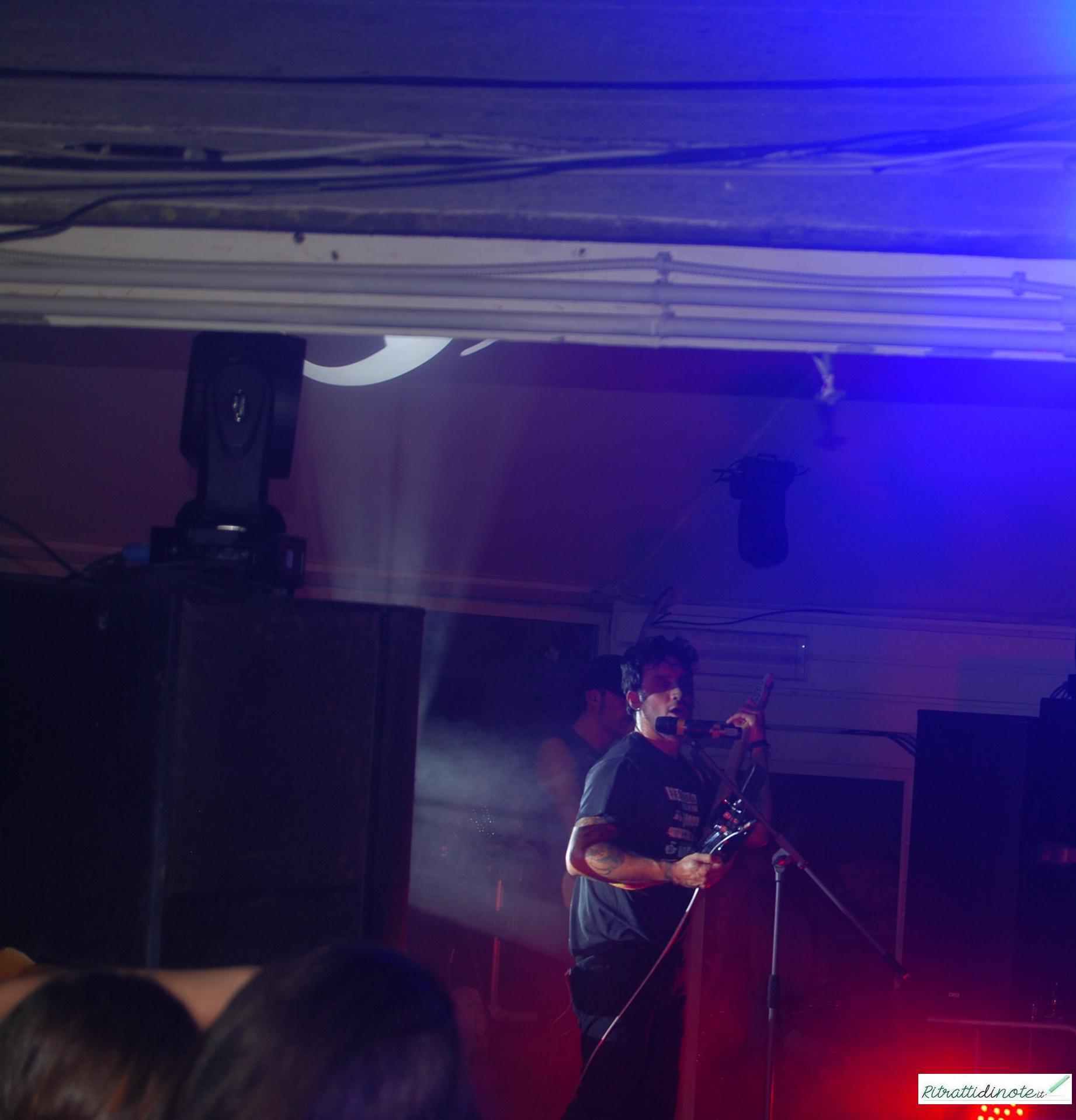 Fabrizio Moro @Arenile Reload