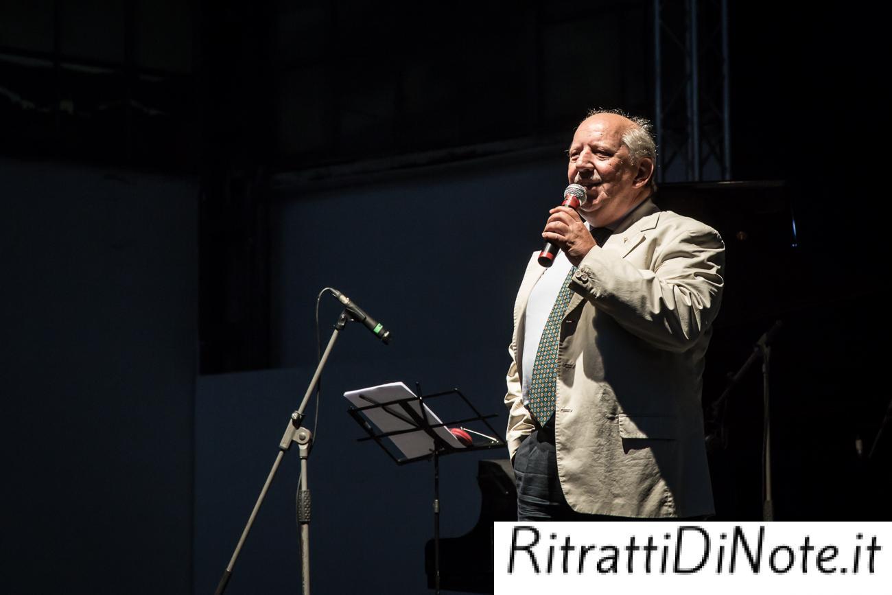 Alberto Bruno @ Forum Universale delle culture by Live Tones ph Luigi Maffettone