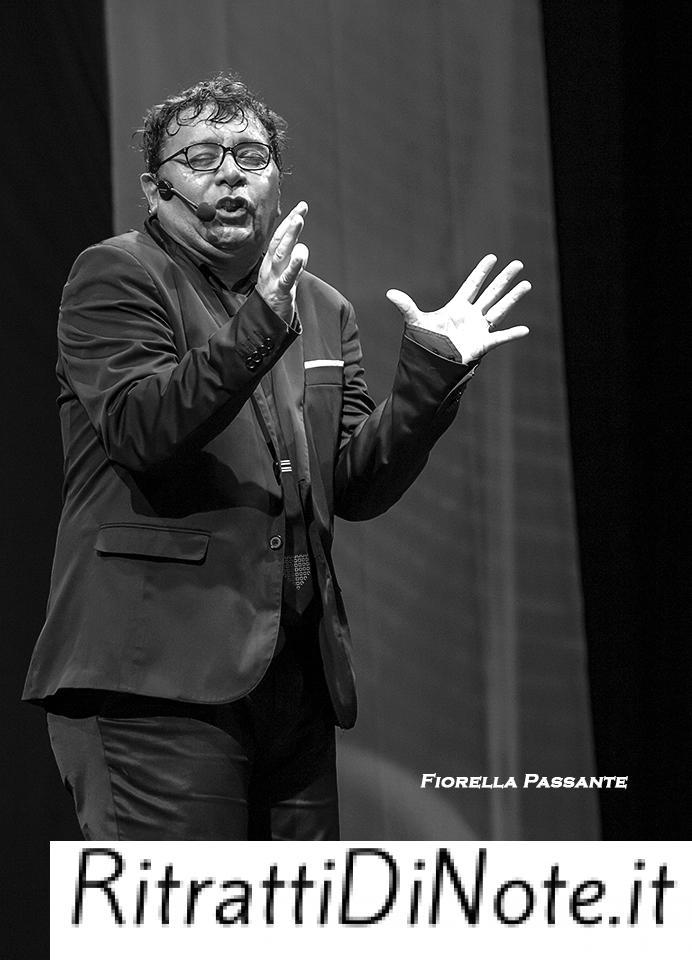 Lino D'Angio @Maschio Angioino Ph Fiorella Passante