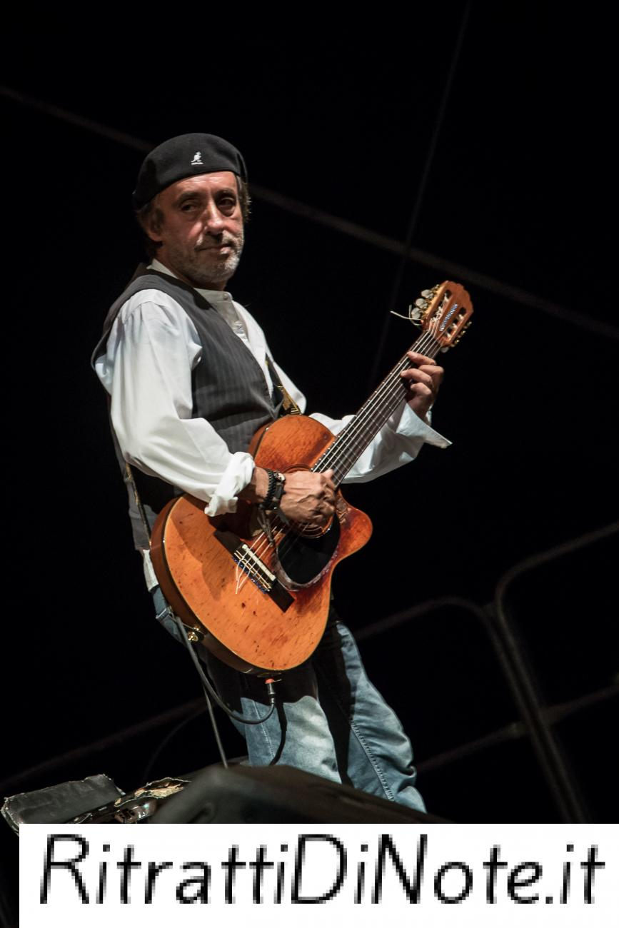 Fausto Mesolella @ MozArt Box 2014 Ph Luigi Maffettone