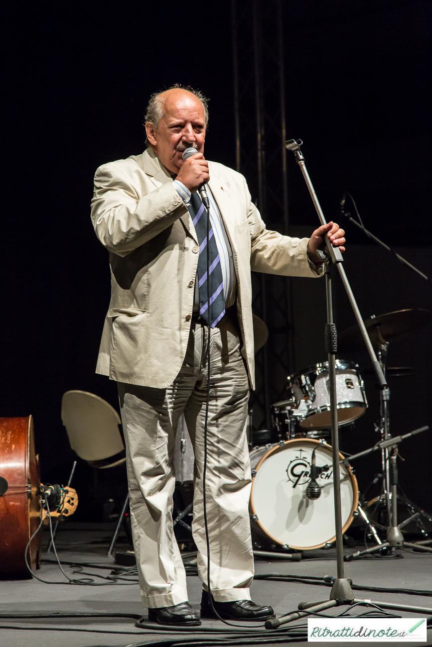 Alberto Bruno @ I Colori del Jazz  Ph Luigi Maffettone
