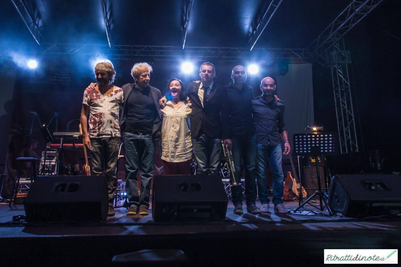 Fabio Concato e Fabrizio Bosso @Mozart Box 2014 Ph Luigi Maffettone