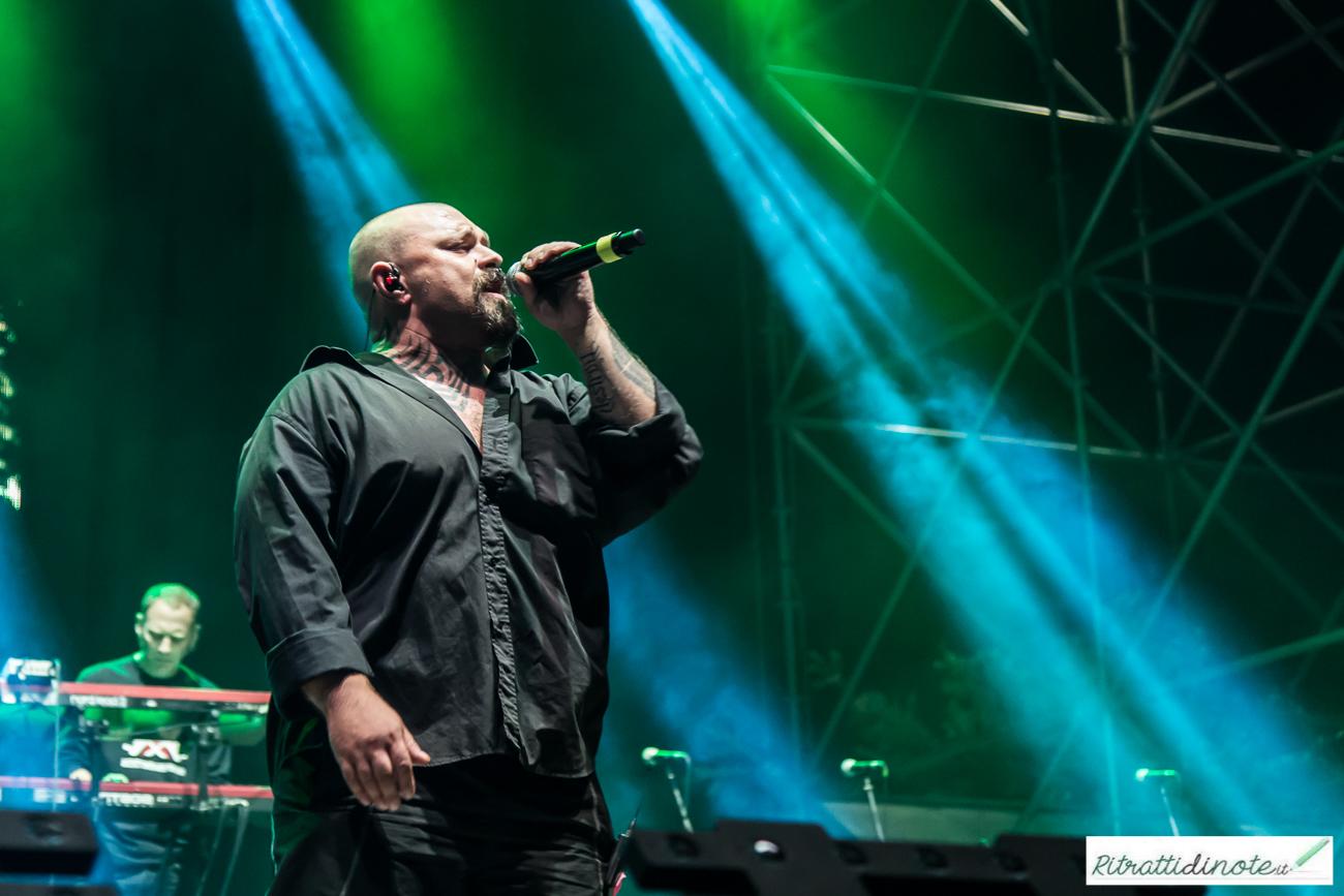 """99 Posse & Friends @ Mostra d'Oltremare """"Curre curre guagliò 2.0 Live"""" Ph Luigi Maffettone"""