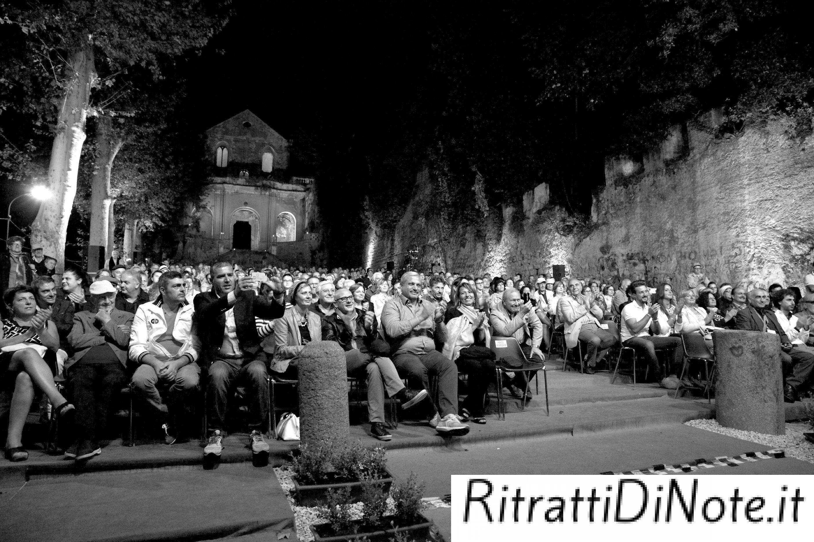 """Massimo Venturiello -Tosca in """"Pianneforte 'e notte"""" @ Casamarciano Ph Anna Vilardi"""