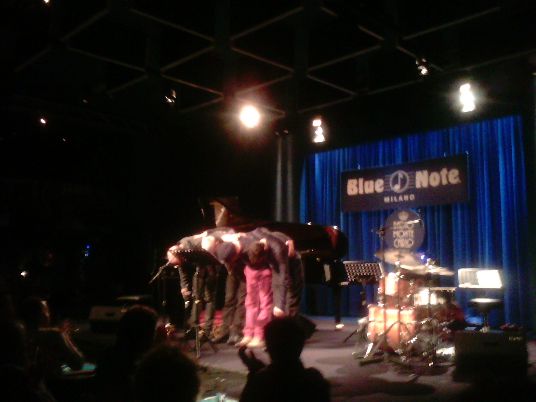Antonio Faraò Quartet @ Blue Note