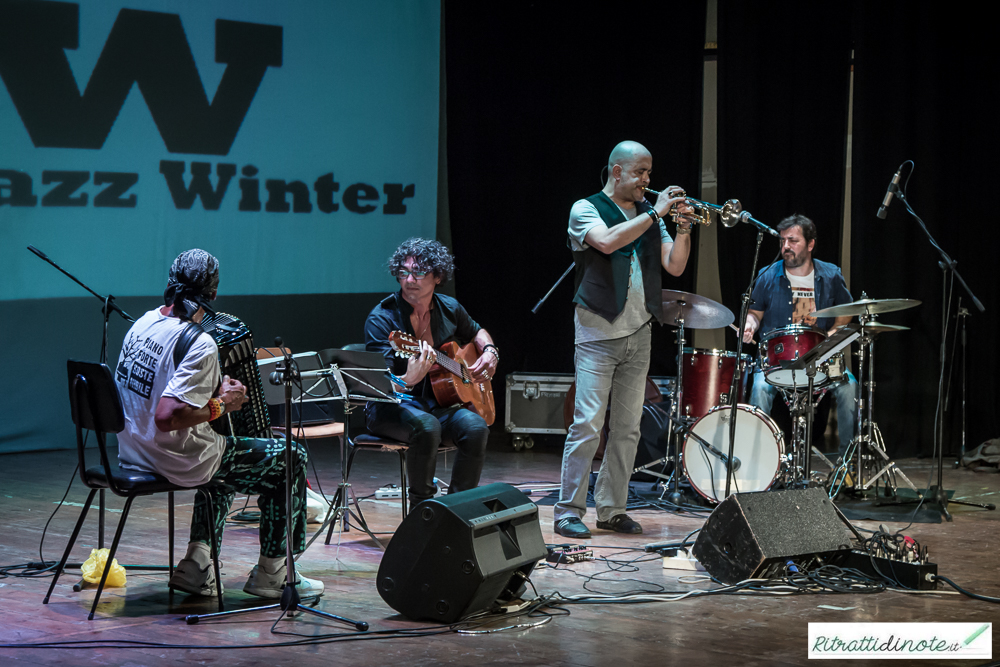 Napoli jazz winter Festival Ph Luigi Maffettone