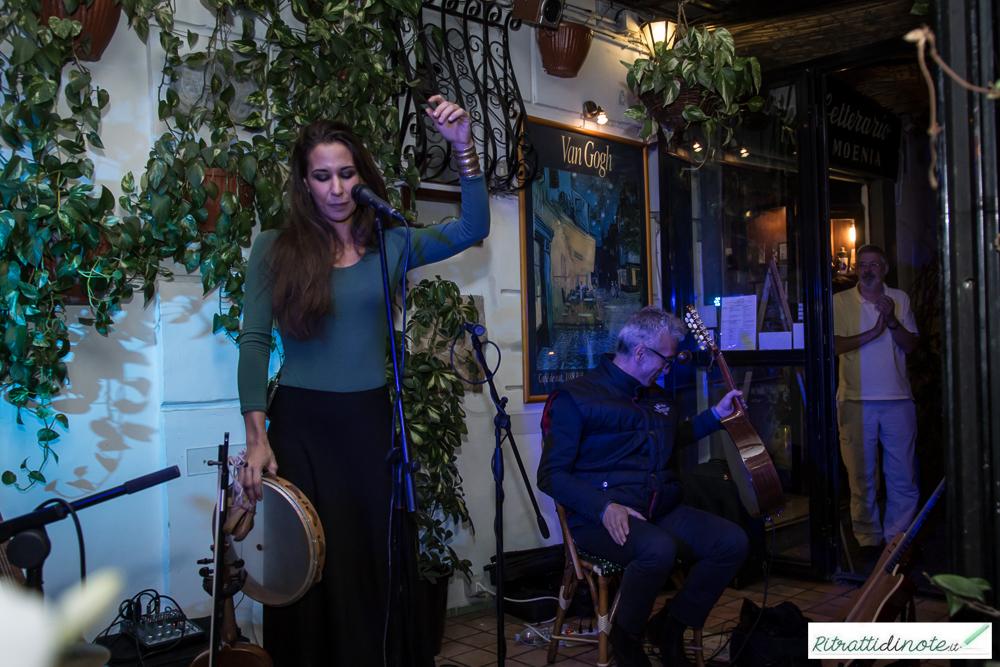 Lavinia Mancusi trio @ Intra Moenia Ph Luigi Maffettone