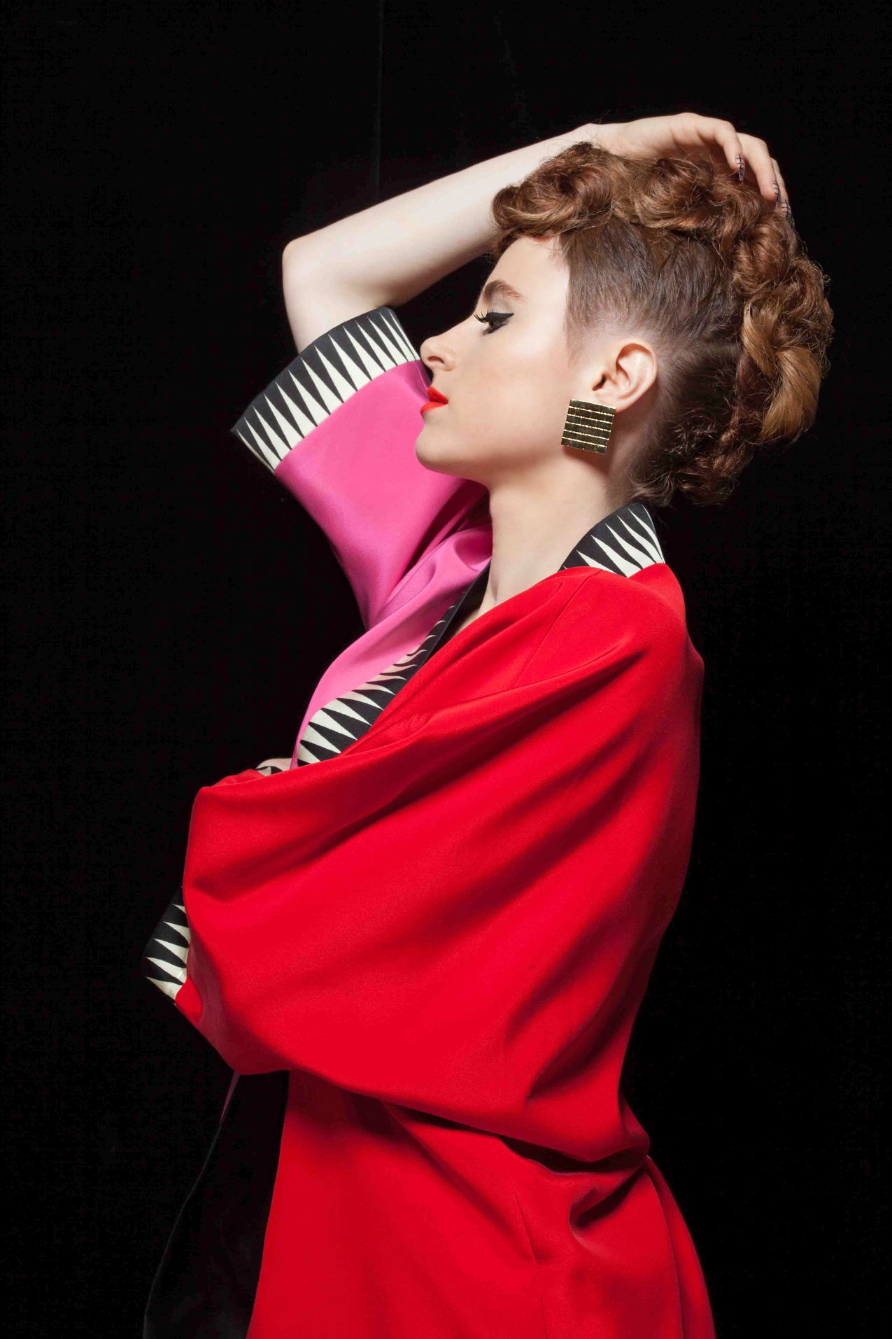 Kiesza Ph Renee Cox