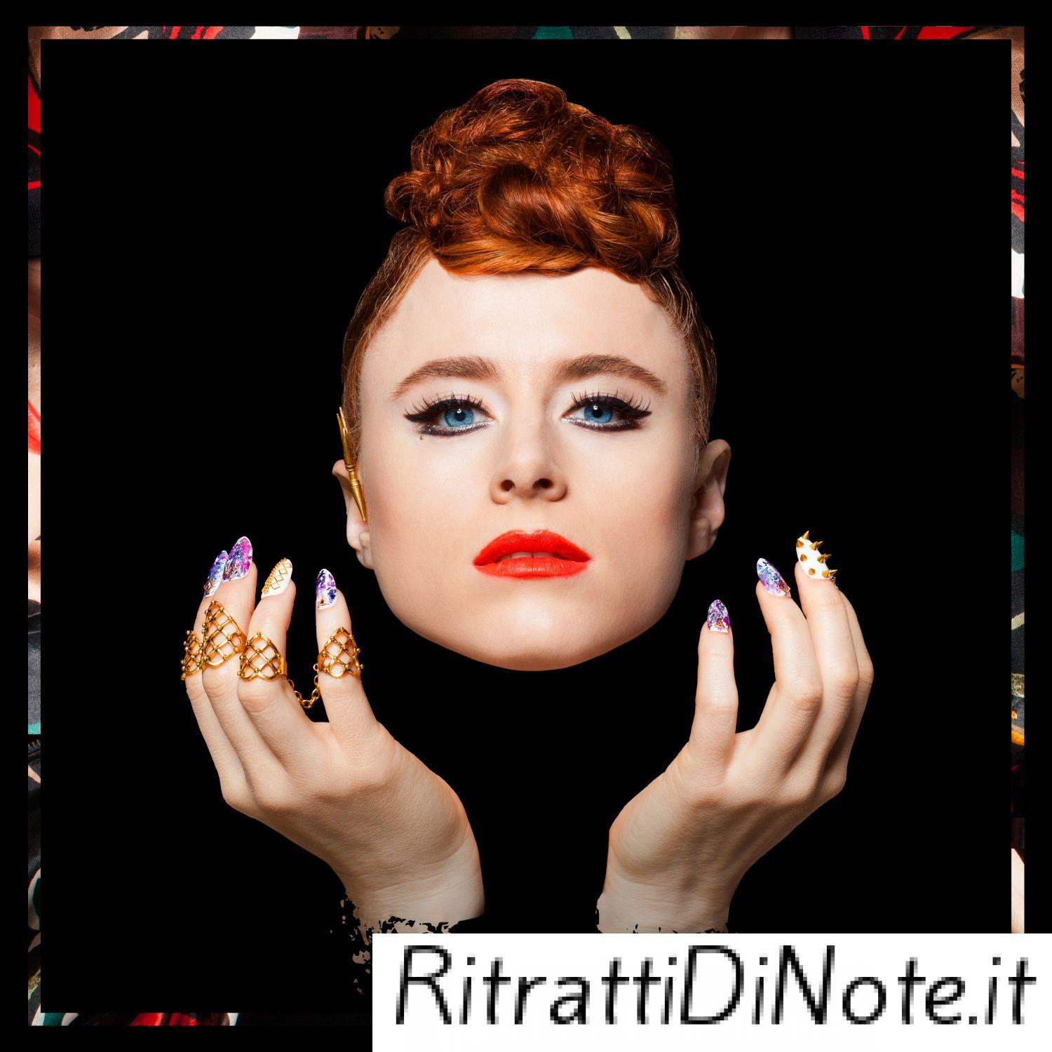 Kiesza - Sound Of A Woman Album Cover_m