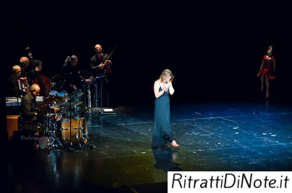 Lina Sastri @Teatro Brancaccio Ph Roberta Gioberti