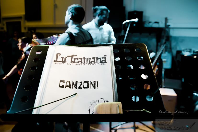 Lu Trainanà @ Scuola Popolare di Musica di Testaccio Ph Roberta Gioberti