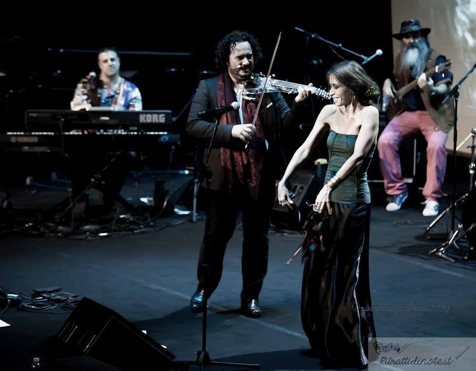 Olen Cesari & International Clandestine Orchestra @ Audtorium Parco della Musica Ph Roberta Roberti
