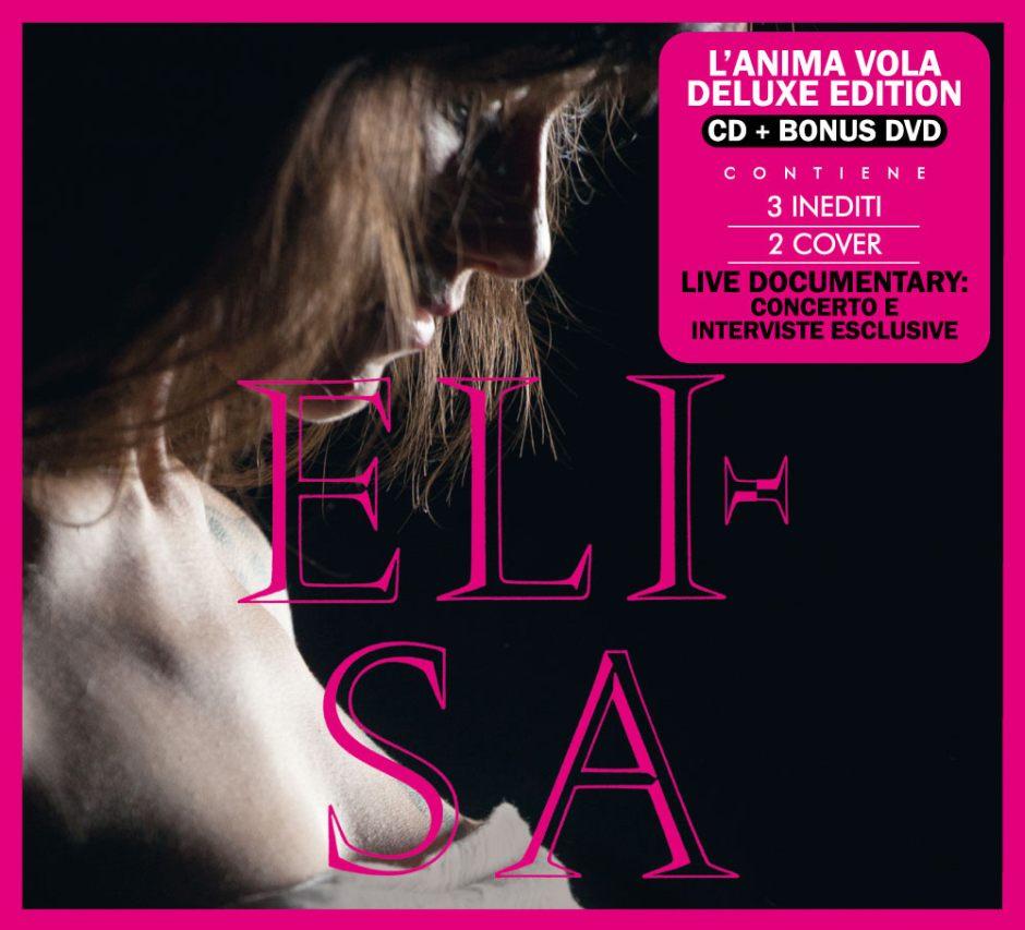 ELISA_L'Anima Vola-Deluxe Edition_COVER_b