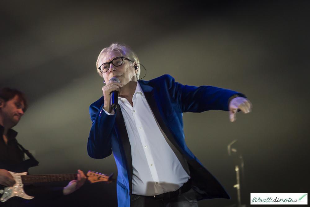Nino D'Angelo @ Palapartenope Ph Luigi Maffettone