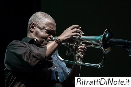 Hugh Masekela @ Teatro Mediterraneo Ph Luigi Maffettone