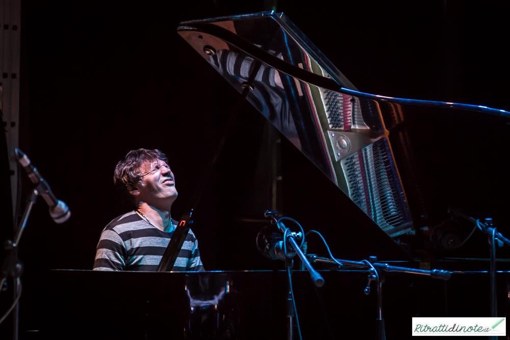 Mirko Signorile @ Napoli jazz Winter Ph Luigi Maffettone