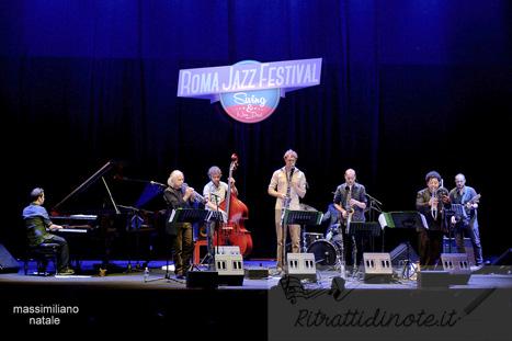 Enrico Rava @ Auditorium Parco della Musica Ph Massimiliano Natale