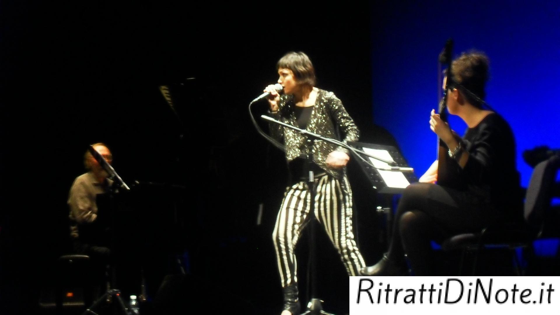 Petra Magoni, Ilaria Fantin, Patrizio Fariselli @ Bambini senza paura - Milano