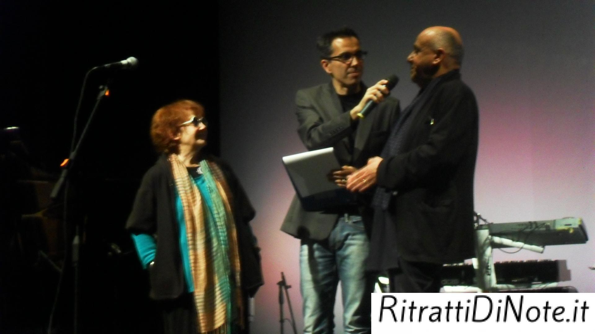 Fulvia e Franco Serra @ Bambini senza paura - Milano