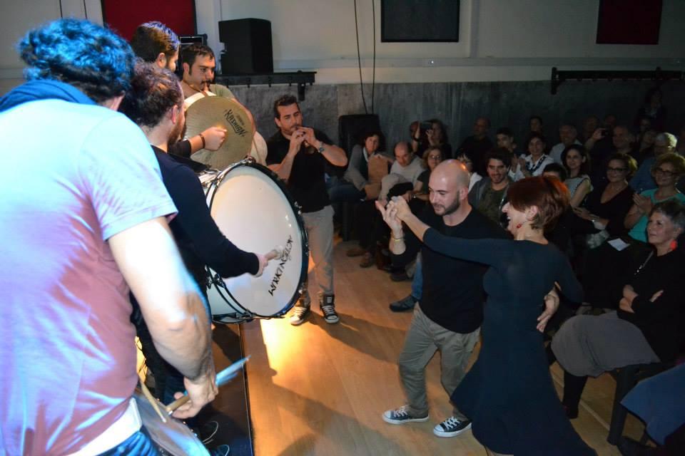 Parafonè @ Scuola Popolare di Musica di Testaccio