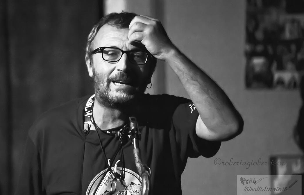 Daniele Sepe @ Jarmush Ph Roberta Gioberti