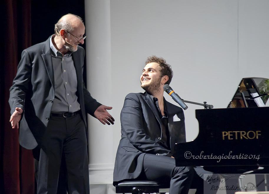 Serenata per Roma @ Taetro Quirino Ph Roberta Gioberti