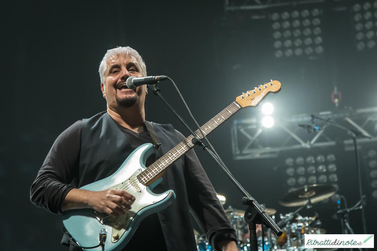 Pino Daniele live @ Palapartenope Ph Luigi Maffettone