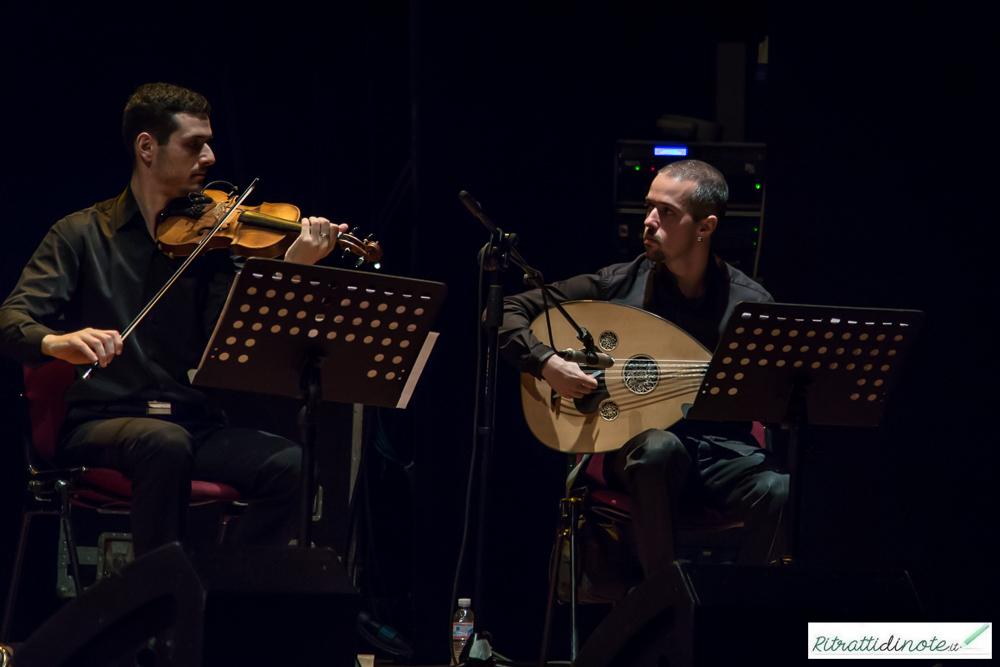Kudsi Eeguner Ensemble @ Teatro Acacia Ph Luigi Maffettone