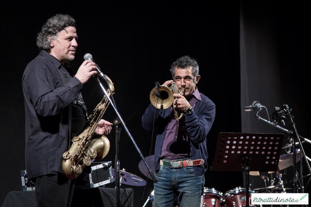 Paolo Fresu 5tet @ Napoli Jazz Winter