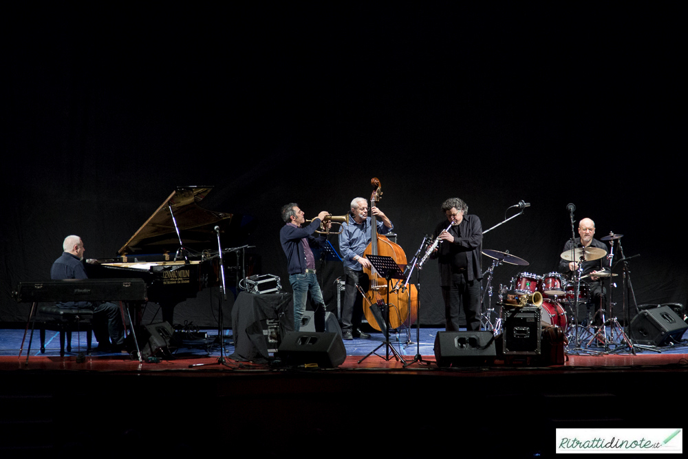 Paolo Fresu 5tet @ Napoli Jazz Winter
