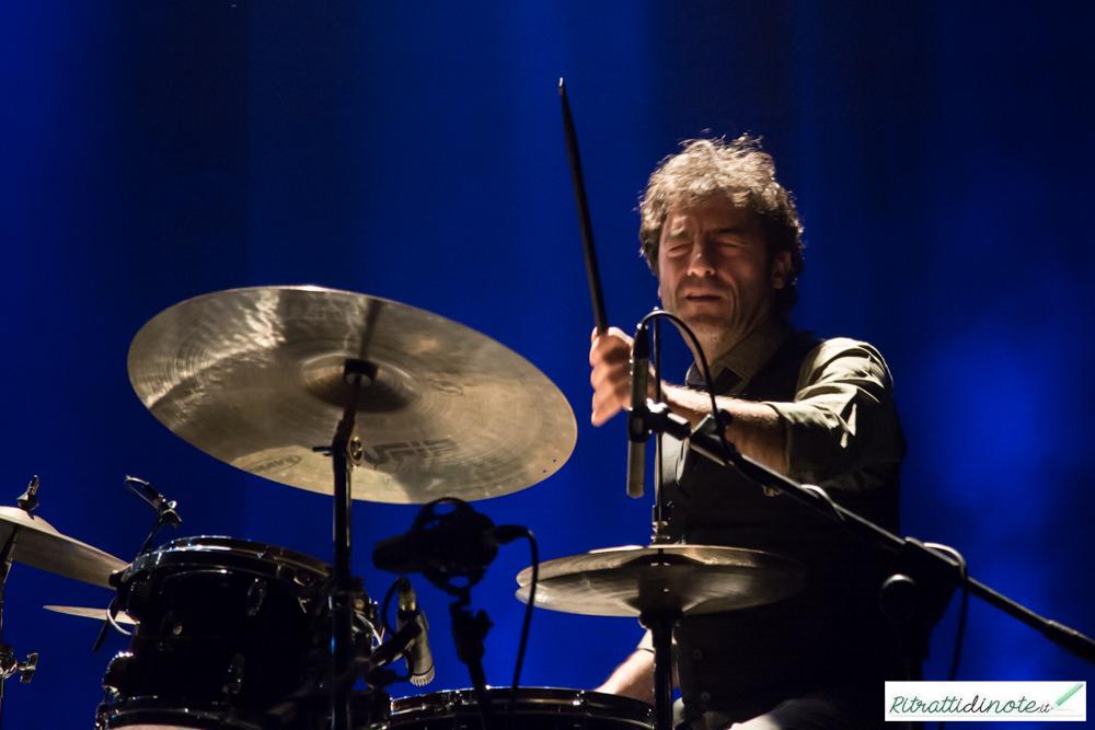 Sergio Cammariere live Ph Luigi Maffettone