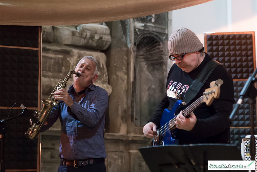 Bassvoice Project & Friends @ Napoli jazz Winter Ph Luigi Maffettone