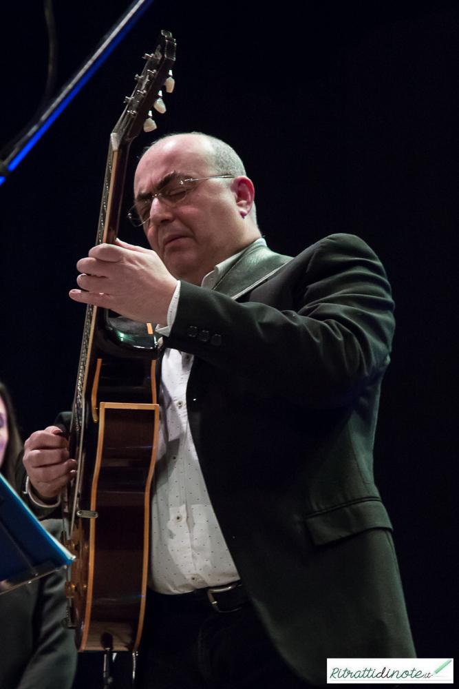 SummArte in Jazz -Pietro Condorelli trio Ph Luigi Maffettone