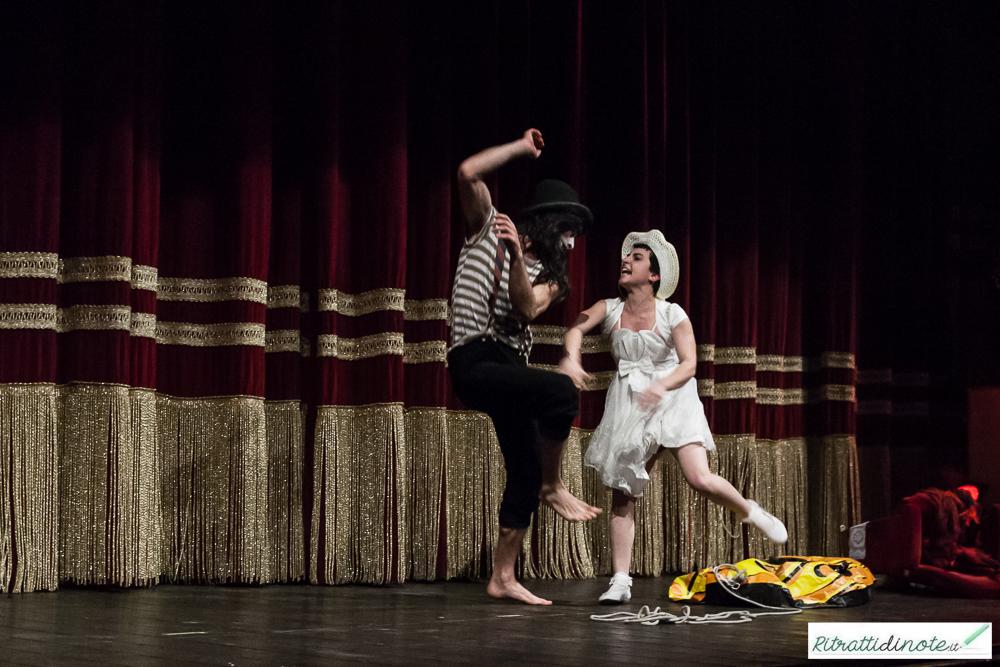 Dignità Autonome di Prostituzione @ Teatro Bellini Ph Luigi Maffettone