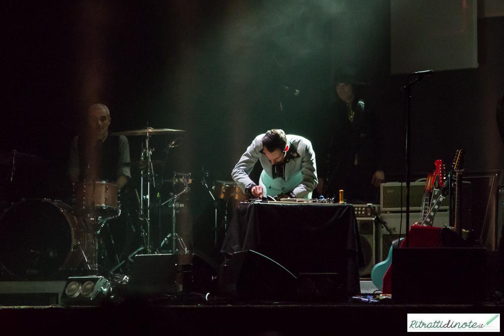 Afterhours live @ Teatro Augusteo Ph Luigi Maffettone