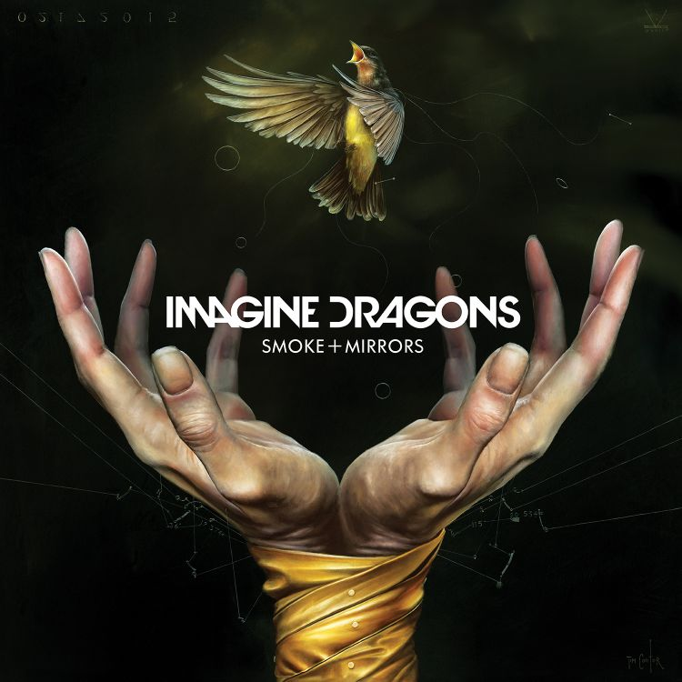 Imagine Dragons_cover album Smoke and mirrors_STD_m (1)