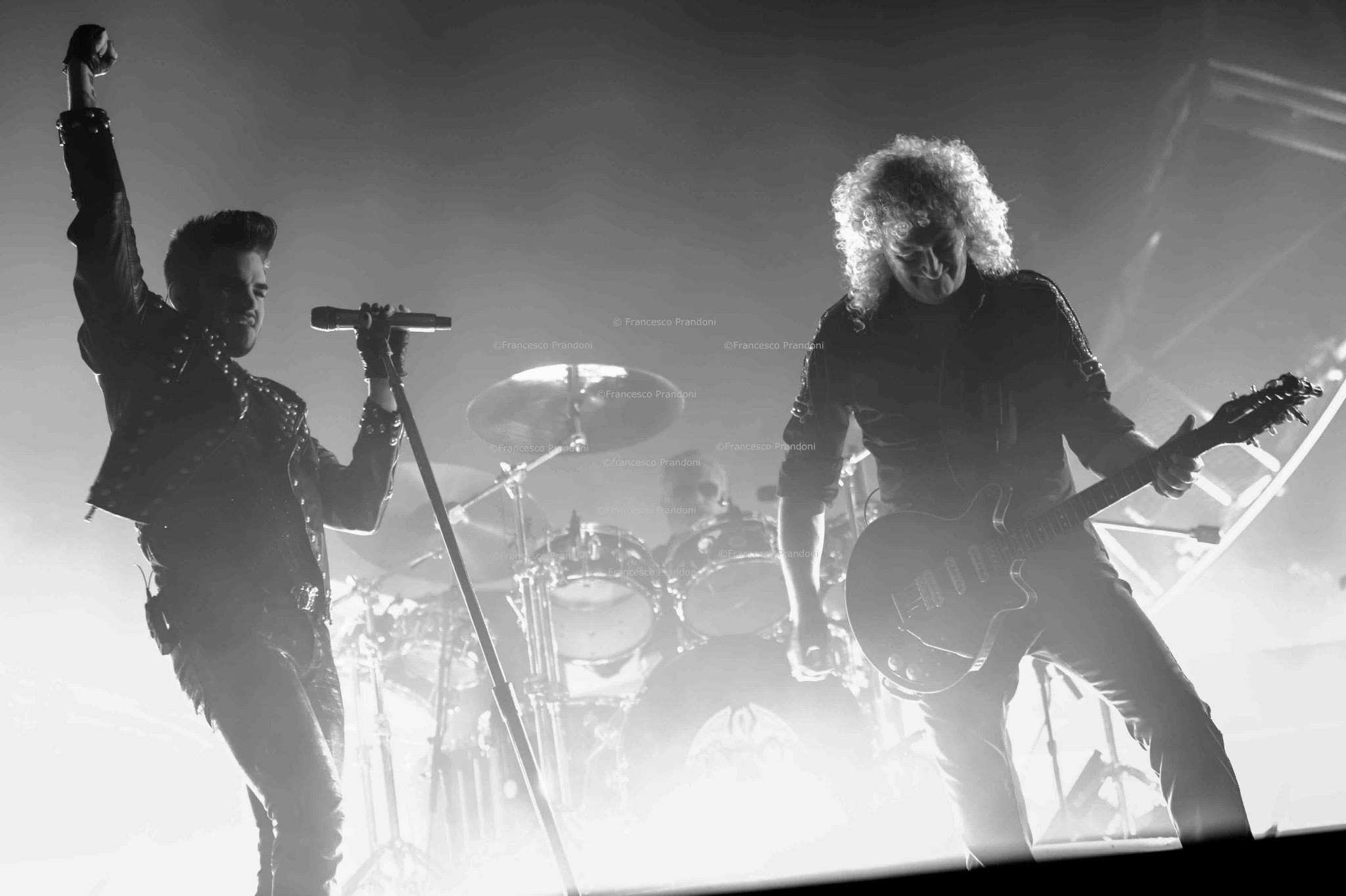 Queen +Adam Lambert live @ Mediolanum Forum Ph Francesco Prandoni