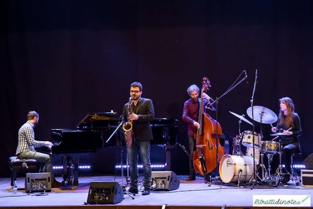 More Afro Mood @Summarte in jazz  Ph Luigi Maffettone