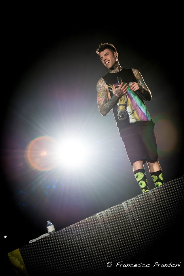 Fedez live @ Mediolanum Forum Assago ph Francesco Prandoni