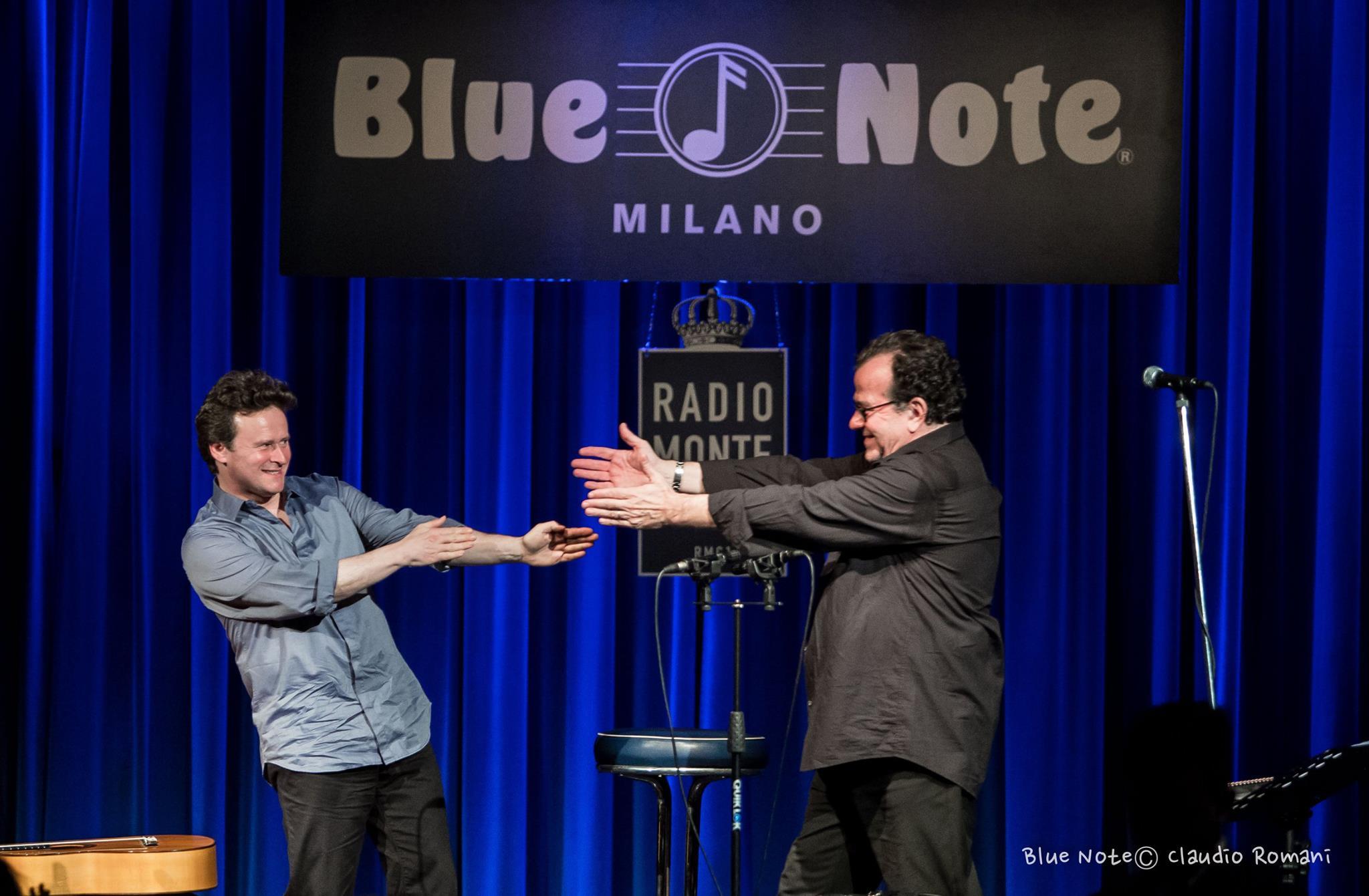 Richard Galliano & Sylvain Luc @ Blue Note Milano