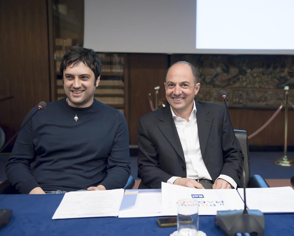 Primo Maggio Roma- Conferenza stampa ph M.L.Avella