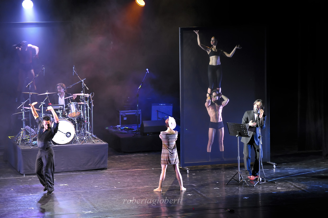 Il vestito di Marlene @ Teatro Olimpico ph Roberta Gioberti