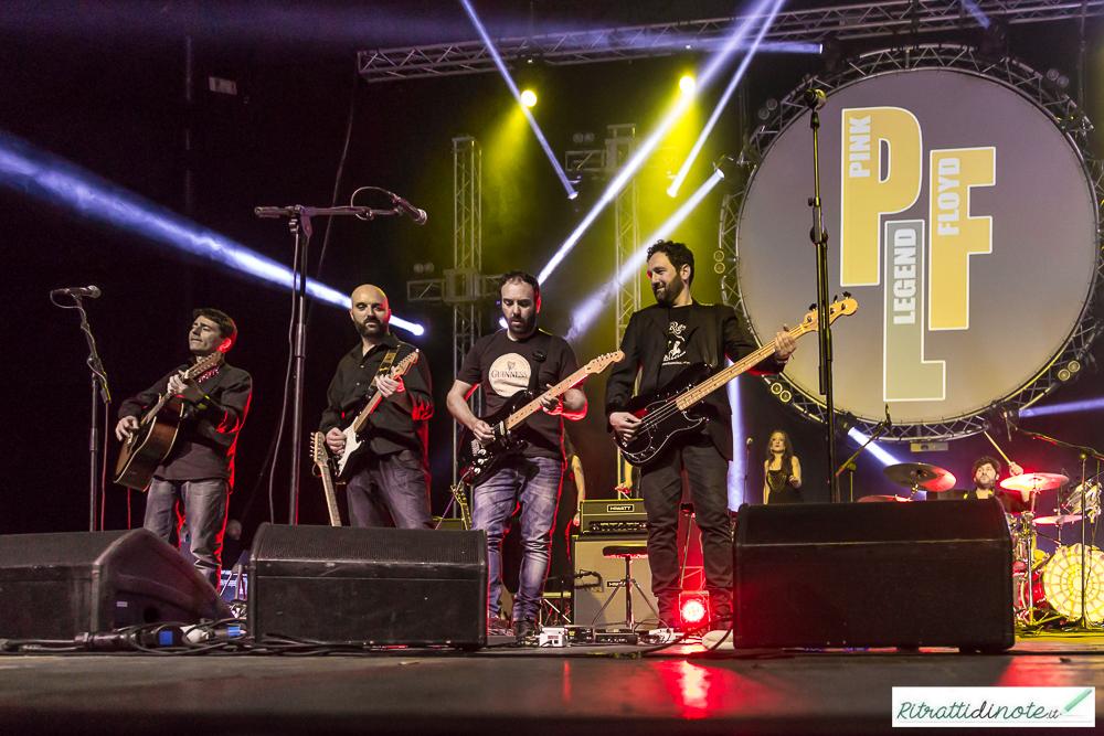 Pink Floyd Legend live @ Palapartenope Ph Luigi Maffettone